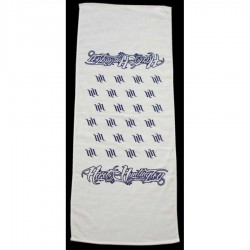 Signature Sports Towel with 2 Col Print