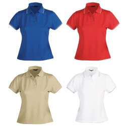 Ladies' Light Weight Cool Dry Polo