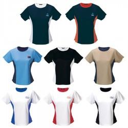 Ladies' Cool Dry T-Shirt S/S