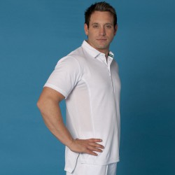 Podium S/S Cool Cricket Polo