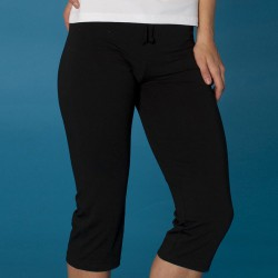 C of C Ladies 3/4 Gym Pant