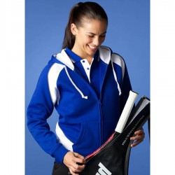 Ladies Panorama Zip Hood