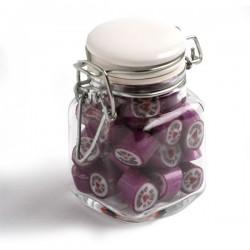 Rock Candy in Clip Lock Jar 65G