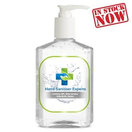 250ml -75% Antibacterial Hand Sanitiser Gel