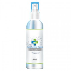 50ml Antibacterial Sanitiser Spray