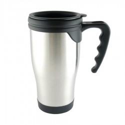 Stainless Steel Travel Mug (plastic inner) 450ml