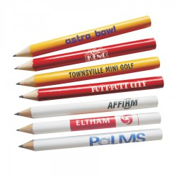 Half Pencil - unsharpened