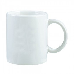 Toronto Can Mug, all white (300ml)