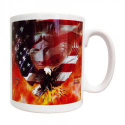 Full Colour Sublimation Mug (300ml)