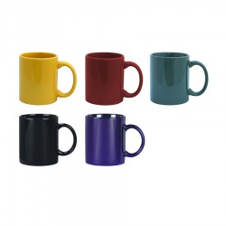 Toronto Can Mug, solid colour (300ml)