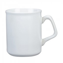 Ottawa Flared Mug, all white (320ml)