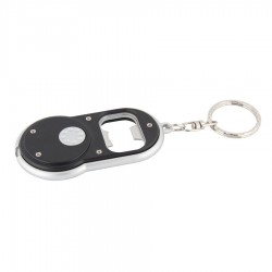 Bottle Opener Torch Keyring