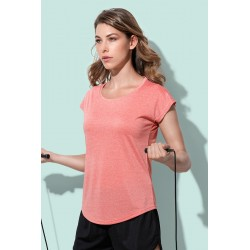 Womens Recycled Sports-T Move