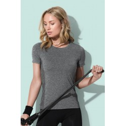 Womens Recycled Sports-T Race