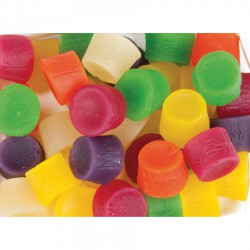 Confectionery - Wine Gums 80gms