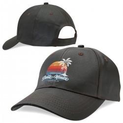 Rigger - Oilskin look Cap