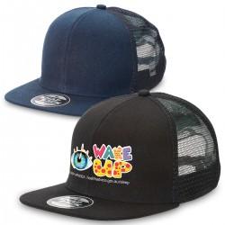 Youth Snapback Trucker Cap