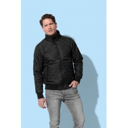 Mens Active Quilted Blouson