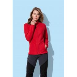 Womens Active Fleece Jacket