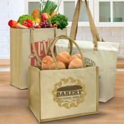 Jute Shopping & Tote Bags