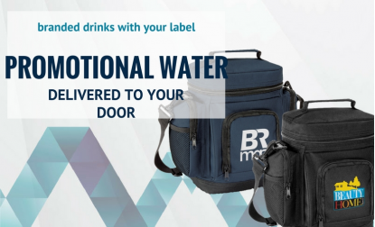 Use Promotional Water Bottles & Mugs